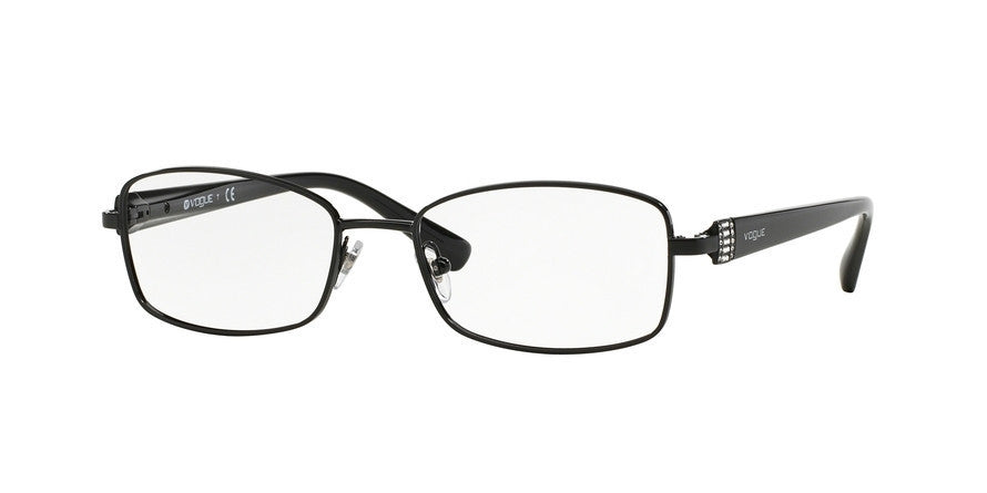 Vogue VO3961B 352 BLACK Specs at Home