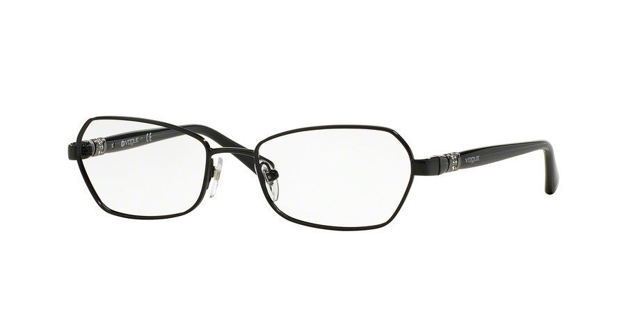 Vogue VO3970B 352 BLACK Specs at Home