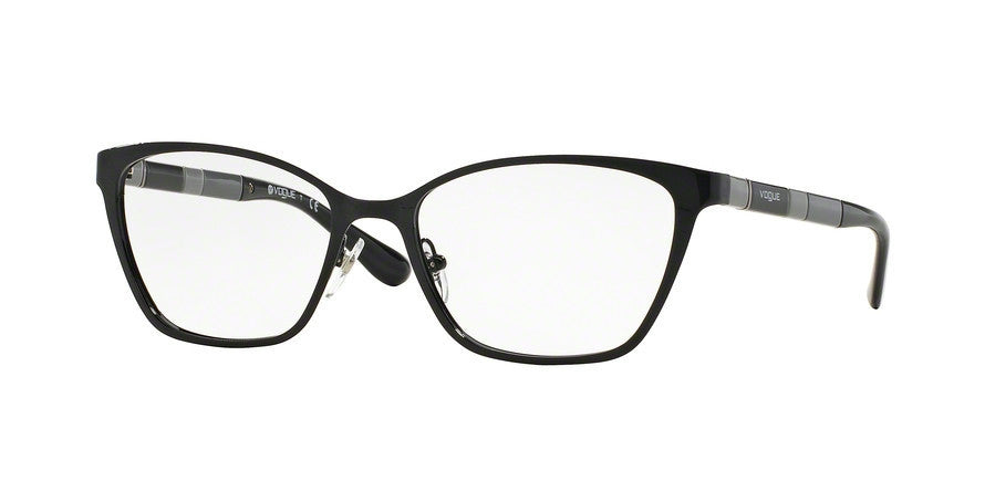 Vogue VO3975 352 BLACK Specs at Home