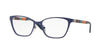 Vogue VO3975 982S MATTE BRUSHED BLUE Specs at Home