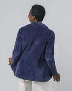 Load image into Gallery viewer, Corduroy Jacket Blue