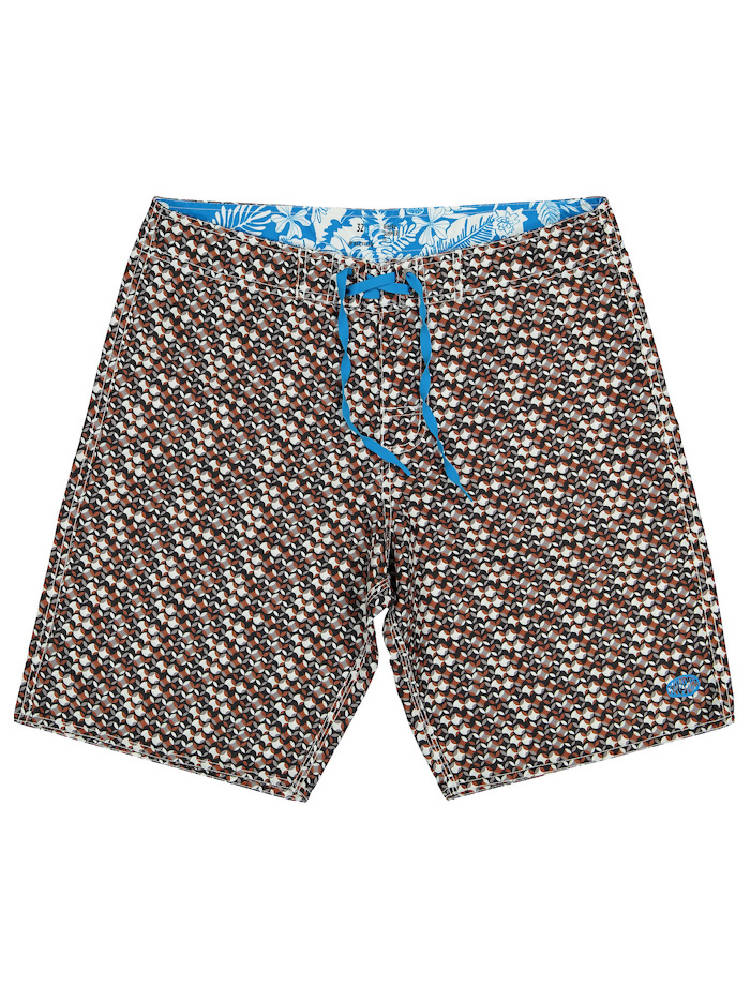 PANAREHA Recycled Boardshorts IPANEMA Black