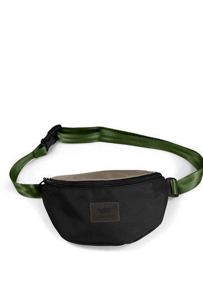 Hip Bag Oliv Strap