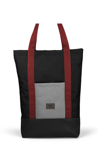 Shopper Red Strap