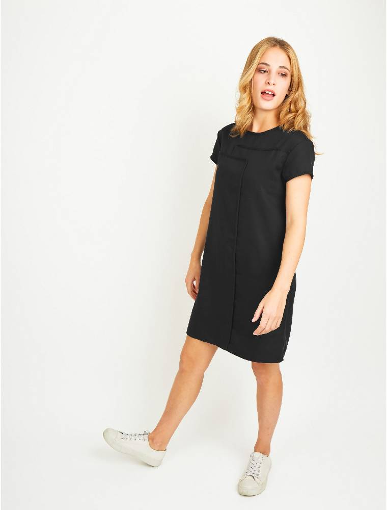 Fouremme, Lauryn Dress - Anthracite1