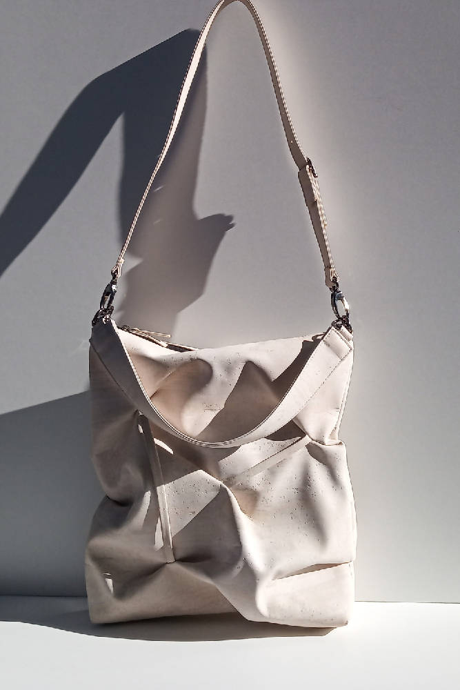 Pompous Tote Bag - White