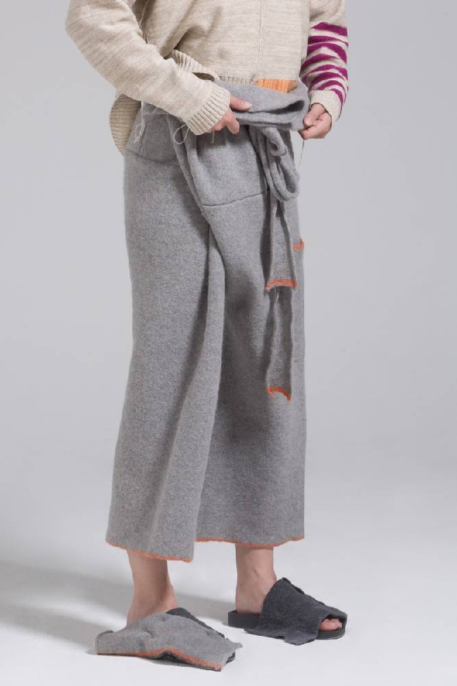 The Fishers Trousers- Light grey