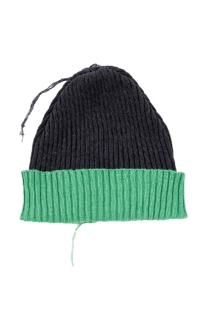 The Chiltern beanie - Charcoal