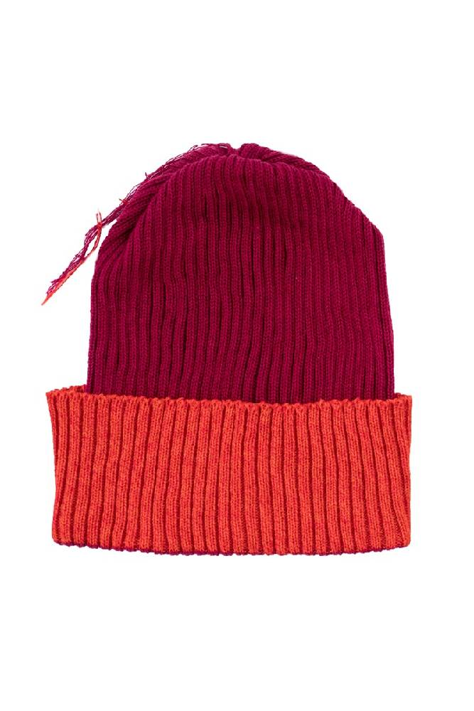 The Chiltern beanie - Maroon