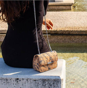 Cork bag ELVAS