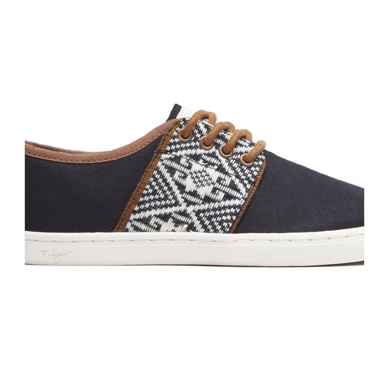 Vegan sneakers An Binh - Black