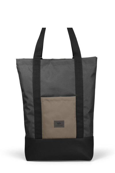 Shopper Black Strap
