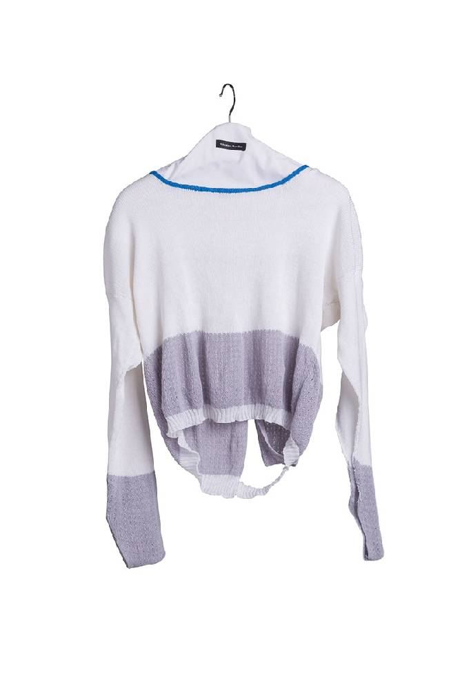 The Eccleston Loose Jumper