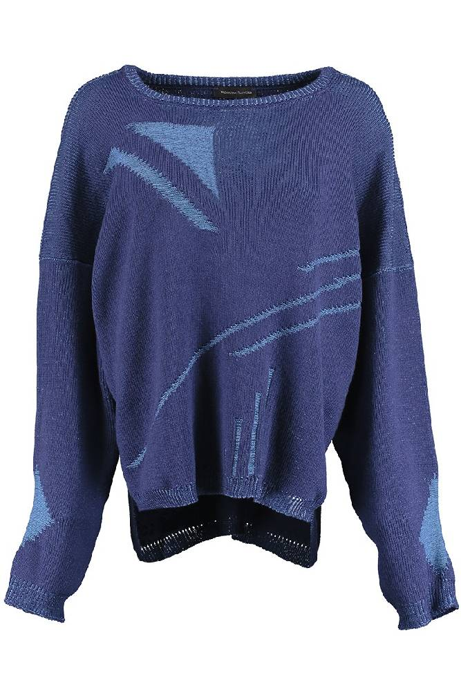 The Chalmers Jumper - Blue