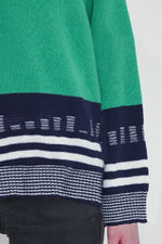 Load image into Gallery viewer, The Harriers Jumper - Green