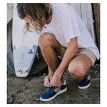 Load image into Gallery viewer, Vegan Sneakers Dong Hoi - Navy