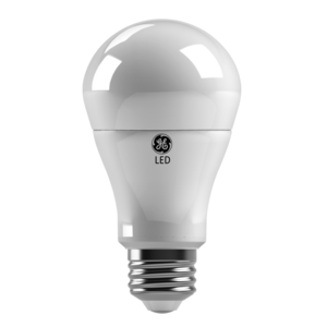 A19 GE 6w Dimmable LED (8 pack)