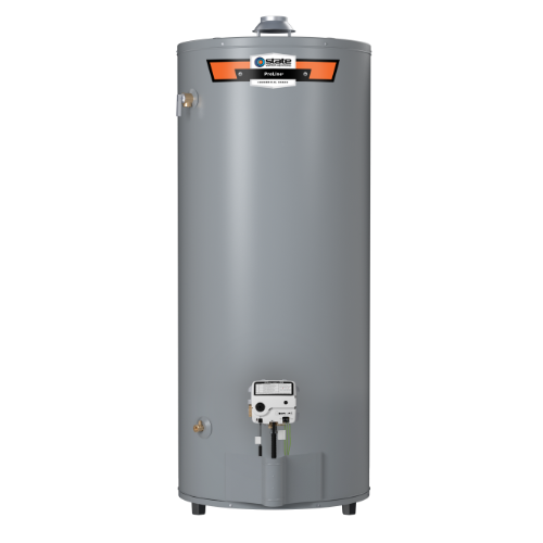 PROLINE® HIGH RECOVERY ATMOSPHERIC VENT 74-GALLON GAS WATER HEATER with Installation