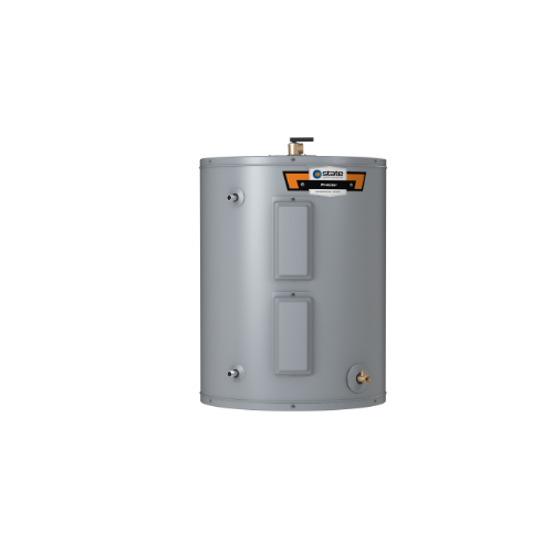 PROLINE® 48-GALLON BLANKETED ELECTRIC LOWBOY WATER HEATER, electric install with new circuit