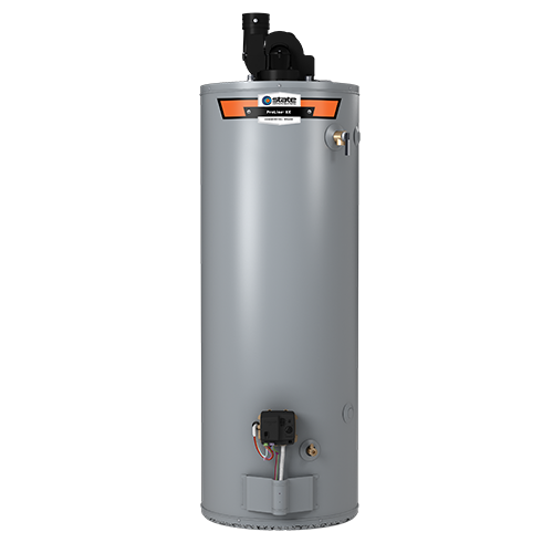 PROLINE® 50-GAL TALL DIRECT VENT GAS WATER HEATER -- INCLUDES INSTALLATION