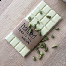 Hailed White Chocolate Bar