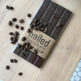 Hailed Coffee Chocolate Bar