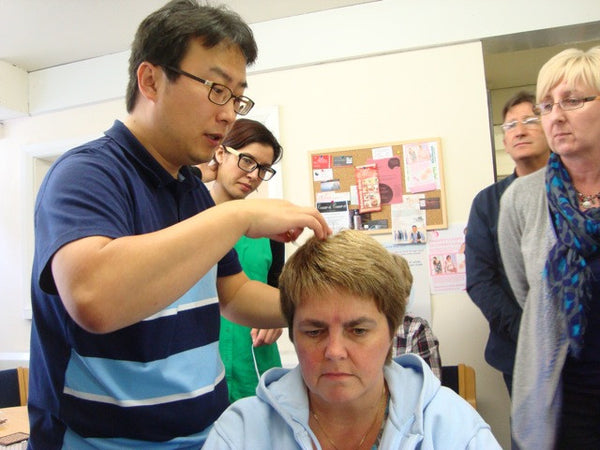 Introduction to Scalp Acupuncture & Reflexology