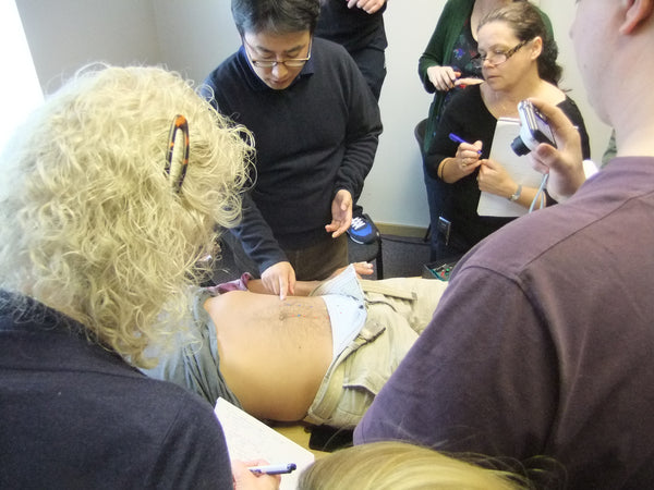 Introduction to Abdominal Acupuncture, Palpation & Diagnosis