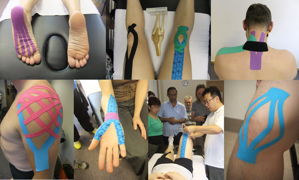 Muscle Taping Therapy for Pain, Weight Management & Beauty NEW FOR 2018!