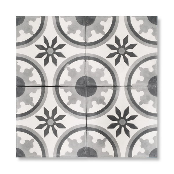 Snow Patterned Tile