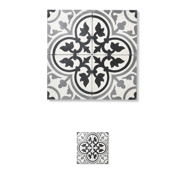 Royal Patterned Tile
