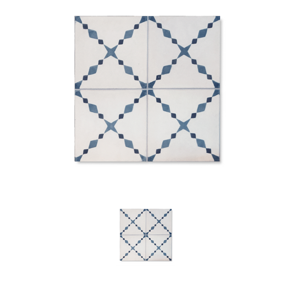 Tiffany Patterned Tile