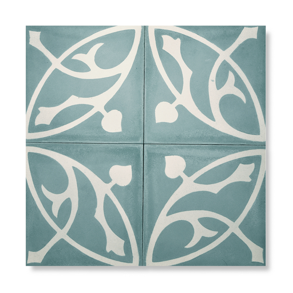 Vienna Patterned Tile