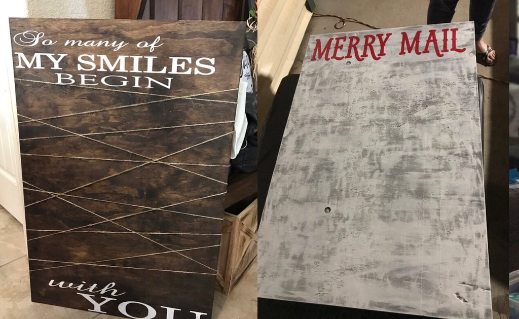 Smiles/ Merry Mail