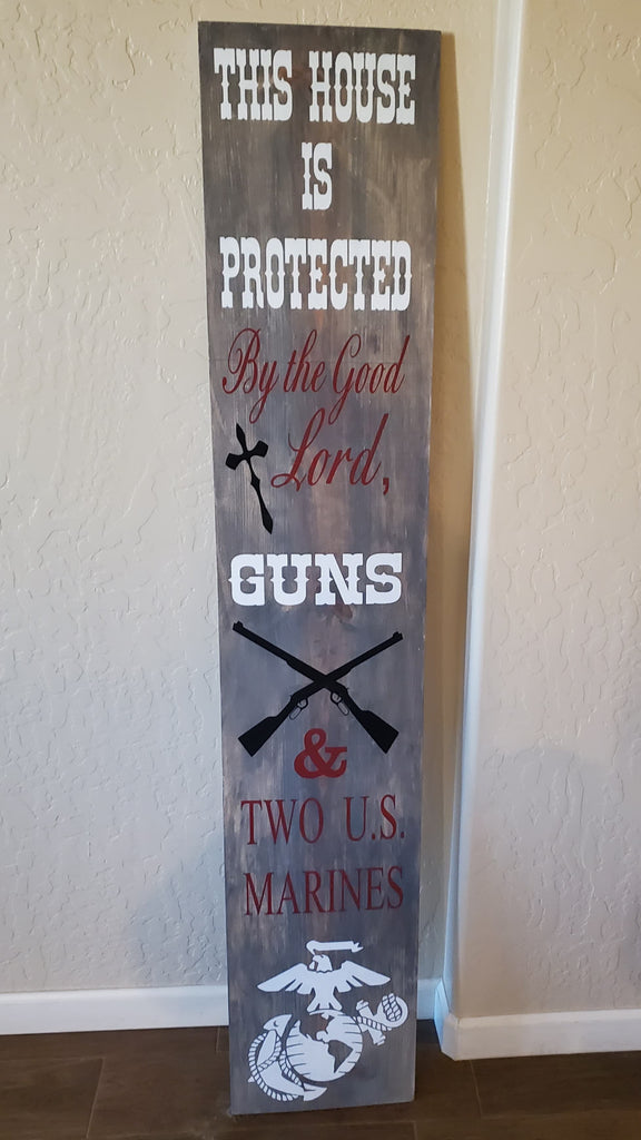 This house is protected