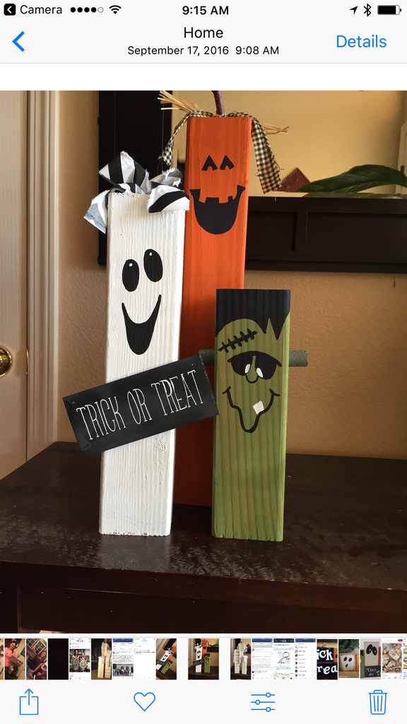 Halloween trio-tall