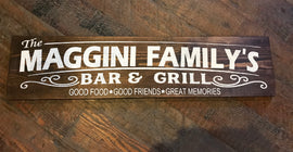 Family Bar and Grill