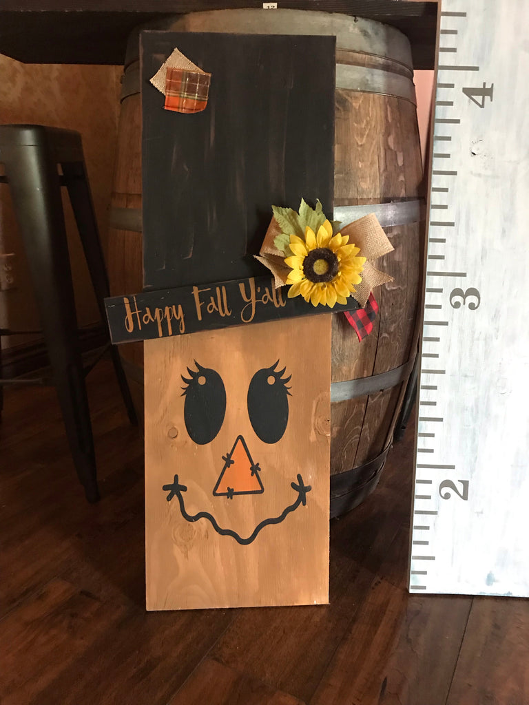 Scarecrow Cutie- 2sided