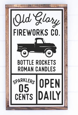 Old Glory Fireworks Co
