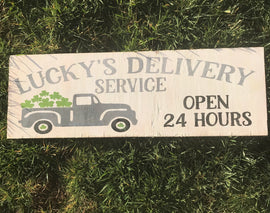 Lucky's Delivery Service