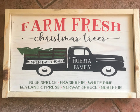 Farm Fresh Christmas/ Pumpkins