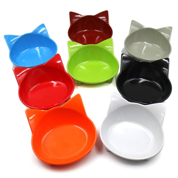 Cute Cat Ear Feeding Bowl