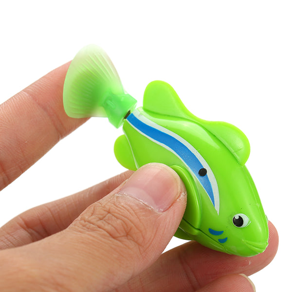Robofish Battery Powered Robotic Fish Cat Toy