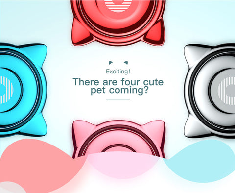 Magnetic Cat Ear Ring Holder & Stand For Smart Phones