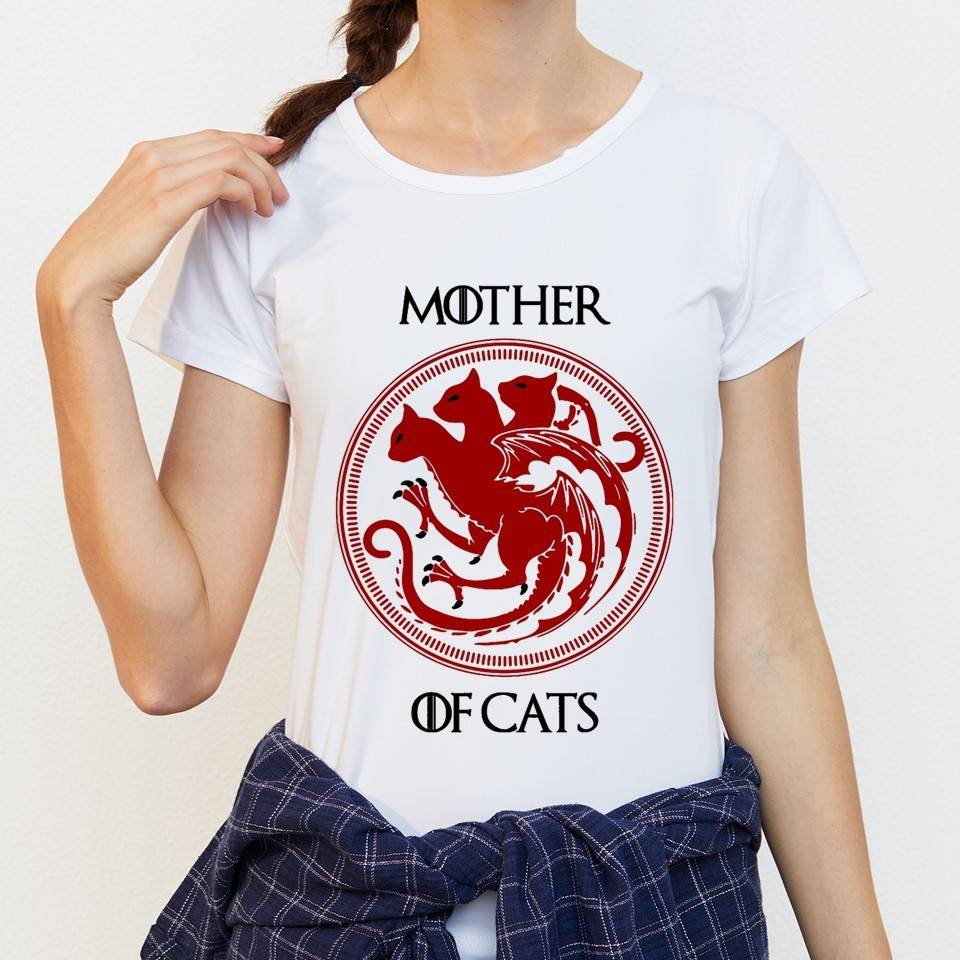 Mother Of Cats Women's T-Shirt
