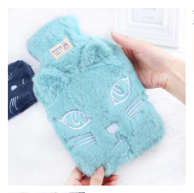 Purrfect Hot Water Bottle & Cover