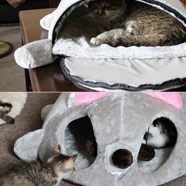 Cuddly Cat Cave