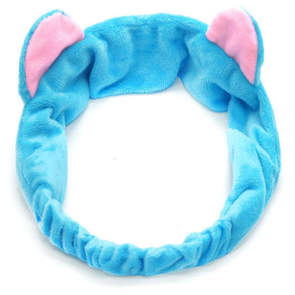 Women's Cute Cat Ear Elastic Headband