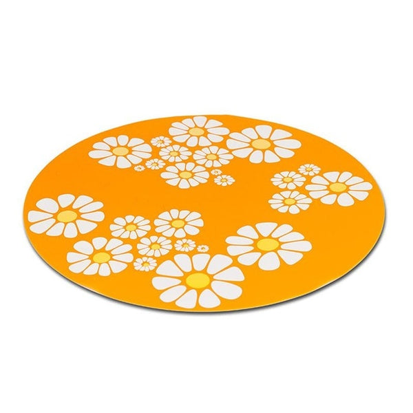 Silicone Floral Placement Mat for Water Fountain