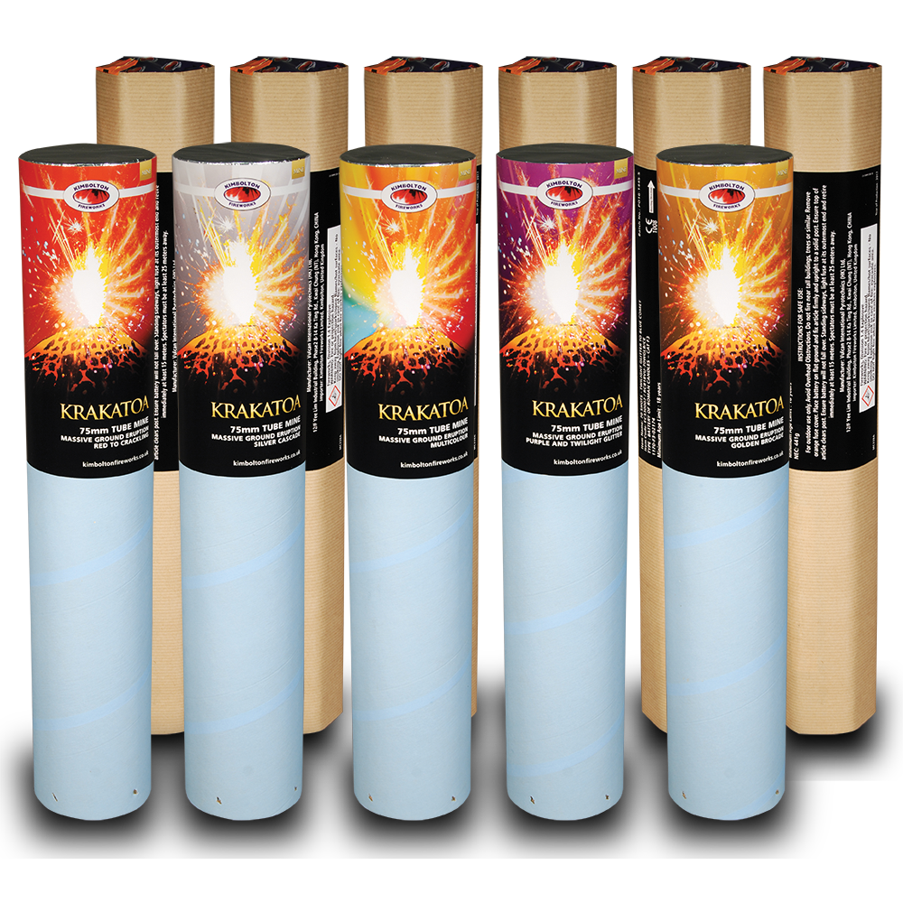 Roman Candle & Mine Packs